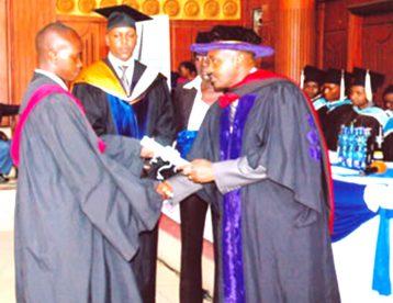 PAST GRADUATION CEREMONIES   Kenya Institute of Social Work